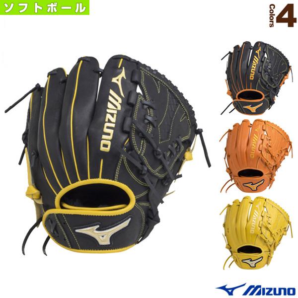 エレメントフュージョン/UMIX/ソフトボール・U3(投手×内野×外野)用グラブ(1AJGS18420)『ソフトボール グローブ ミズノ』