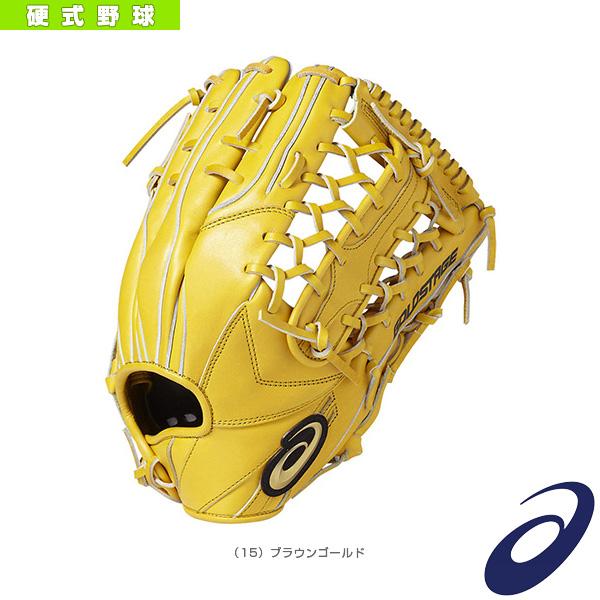 ゴールドステージ SPEED AXEL/スピードアクセル TypeC/硬式用グラブ/外野手用(BGH8FW)『野球 グローブ アシックス』