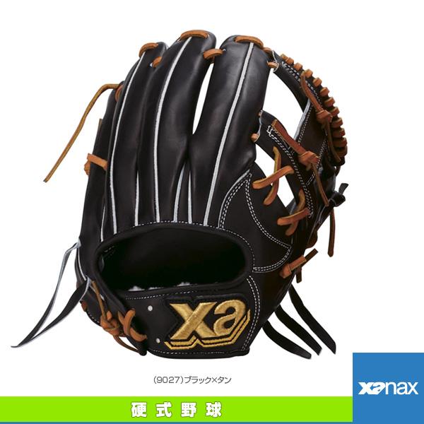 TRUST-X/トラストエックスシリーズ/ 硬式用グラブ/内野手用(BHG-52115)『野球 グローブ ザナックス』