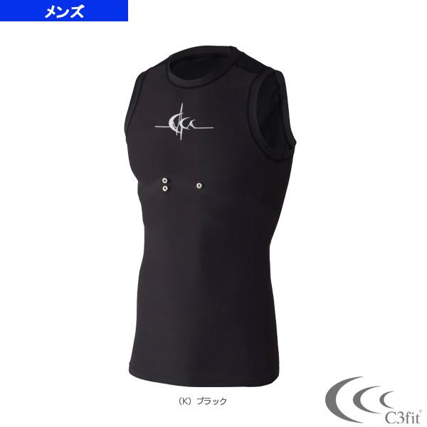 C3fit インパルス スリーブレス/メンズ(3F08191)『オールスポーツ アンダーウェア シースリーフィット』