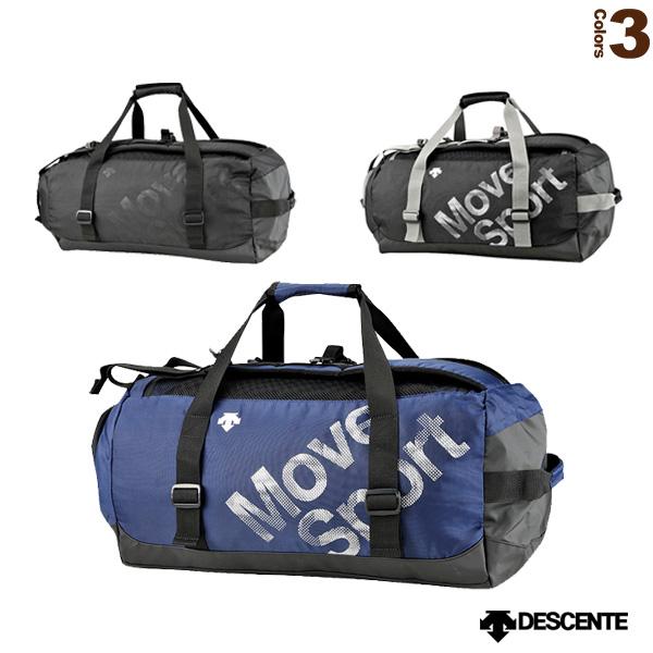 2WAYアクティブトレーニングバッグ(DMALJA10)『オールスポーツ バッグ デサント』