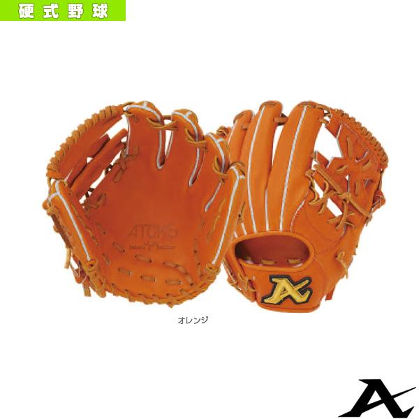 Domestic Line 硬式用グラブ/内野手用/三塁手向き(AKG-15)『野球 グローブ ATOMS(アトムズ)』