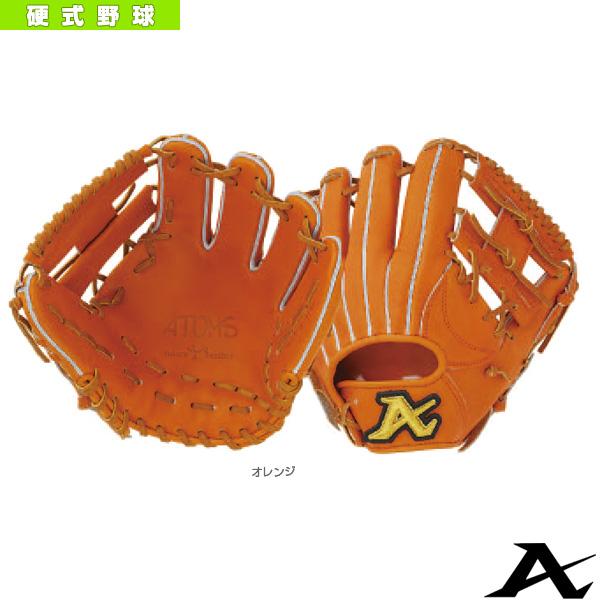 Domestic Line 硬式用グラブ/内野手用/二塁手・遊撃手向き(AKG-16)『野球 グローブ ATOMS(アトムズ)』