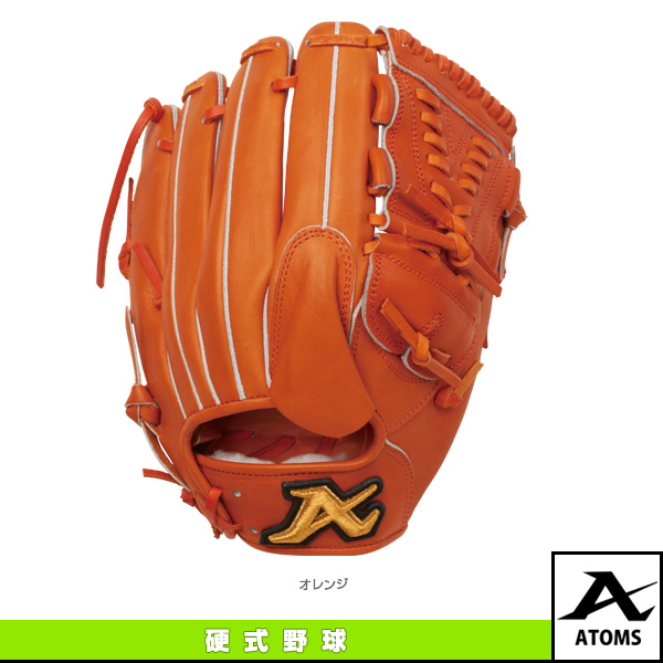 Domestic Line 硬式用グラブ/投手用(AKG-21)『野球 グローブ ATOMS(アトムズ)』