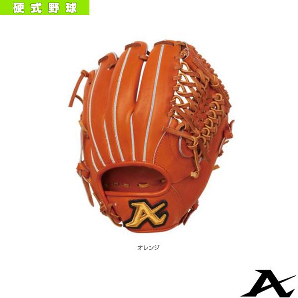 Domestic Line 硬式用グラブ/内野手用/二塁手・遊撃手向き(AKG-24)『野球 グローブ ATOMS(アトムズ)』