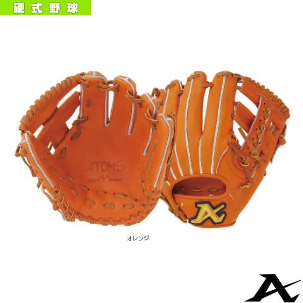 Domestic Line 硬式用グラブ/内野手用/三塁手向き(AKG-5)『野球 グローブ ATOMS(アトムズ)』