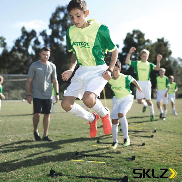 SPEED HURDLE PRO/スピードハードルプロ/6本入(018595)『オールスポーツ トレーニング用品 スキルズ』