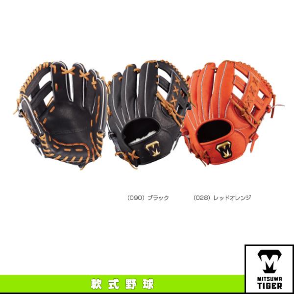 レボルタイガーシリーズ/軟式・内野手用(RGT18H3B)『野球 グローブ 美津和タイガー』