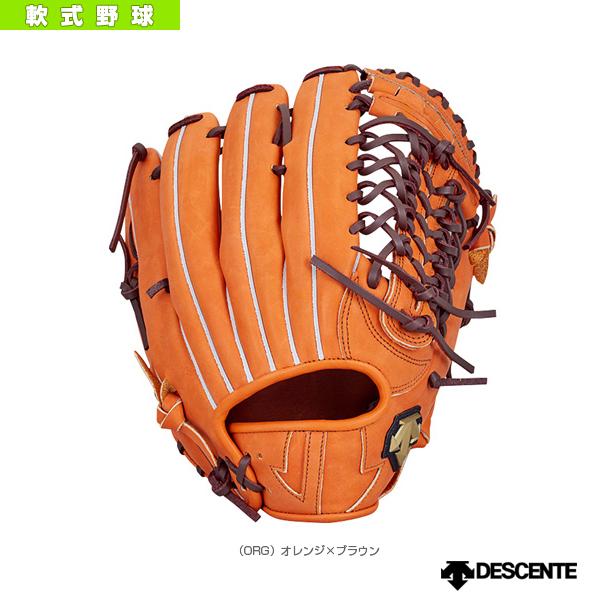 軟式外野手用グラブ(DBBLJG57)『野球 グローブ デサント』