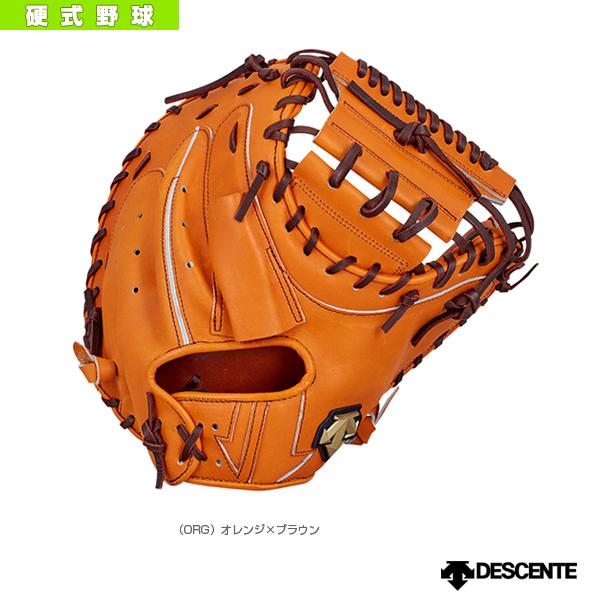 硬式キャッチャーミット(DBBLJG42)『野球 グローブ デサント』
