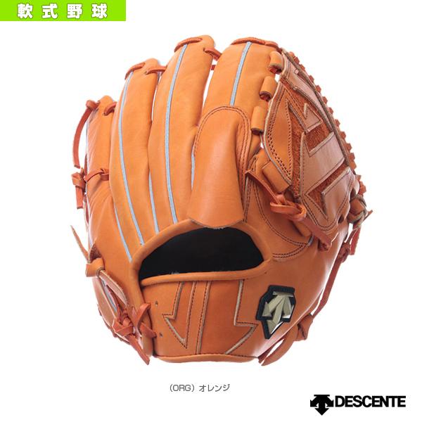軟式投手用グラブ(DBBLJG50)『野球 グローブ デサント』