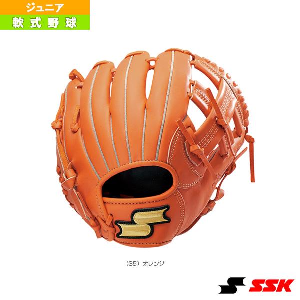 Super Soft/スーパーソフトシリーズ/少年軟式グラブ/オールラウンド用(SSJ851)『軟式野球 グローブ エスエスケイ』