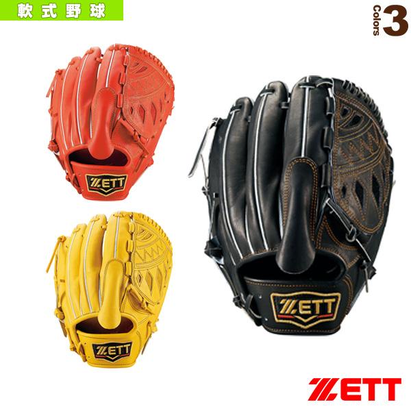 プロステイタスシリーズ/軟式グラブ/投手用(BRGB30911)『軟式野球 グローブ ゼット』
