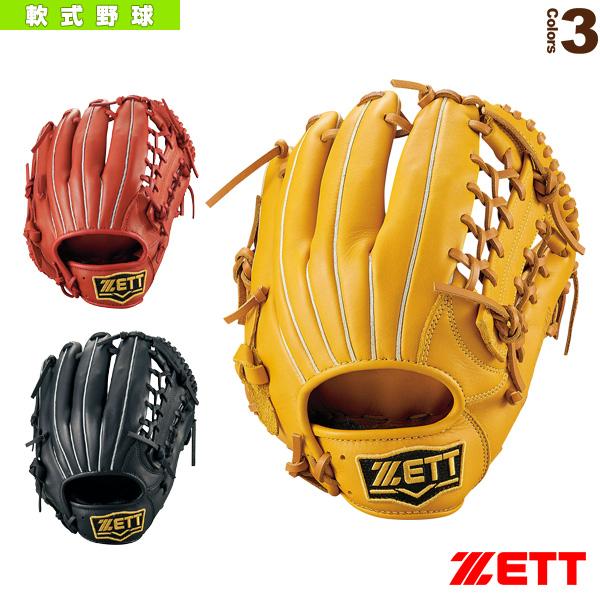 ソフトステアシリーズ/軟式グラブ/オールラウンド用(BRGB35930)『軟式野球 グローブ ゼット』