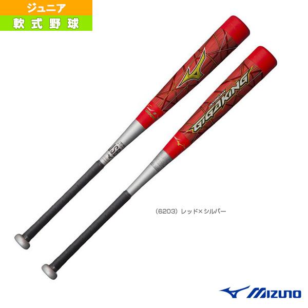 ビヨンドマックス ギガキング/80cm/平均610g/少年軟式用FRP製バット(1CJBY13880)『軟式野球 バット ミズノ』