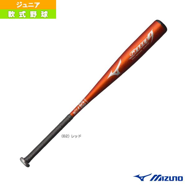 SELECT9/セレクトナイン/78cm/平均500g/少年軟式用金属製バット(1CJMY13778)『軟式野球 バット ミズノ』