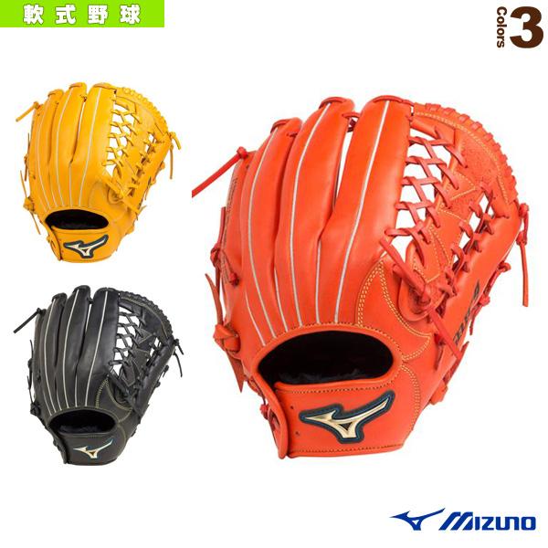 セレクトナイン/軟式・外野手向けグラブ(1AJGR20807)『軟式野球 グローブ ミズノ』