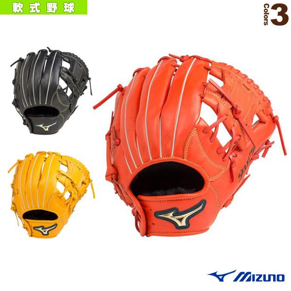 セレクトナイン/軟式・内野手向けグラブ(1AJGR20813)『軟式野球 グローブ ミズノ』