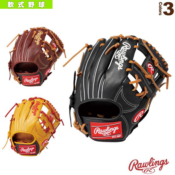 HYPER TECH COLORS/ハイパーテックカラーズ/軟式用グラブ/内野手用(GR9HTCK41)『軟式野球 グローブ ローリングス』