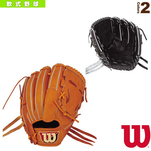 Basic Lab DUAL/軟式用グラブ/投手用(WTARBSD1M)『軟式野球 グローブ ウィルソン』
