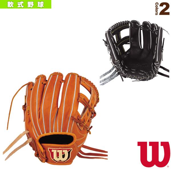 Basic Lab DUAL/軟式用グラブ/内野手用(WTARBSD5T)『軟式野球 グローブ ウィルソン』
