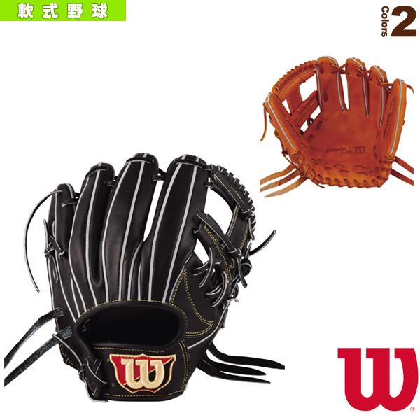 Basic Lab DUAL/軟式用グラブ/内野手用(WTARBSD6H)『軟式野球 グローブ ウィルソン』