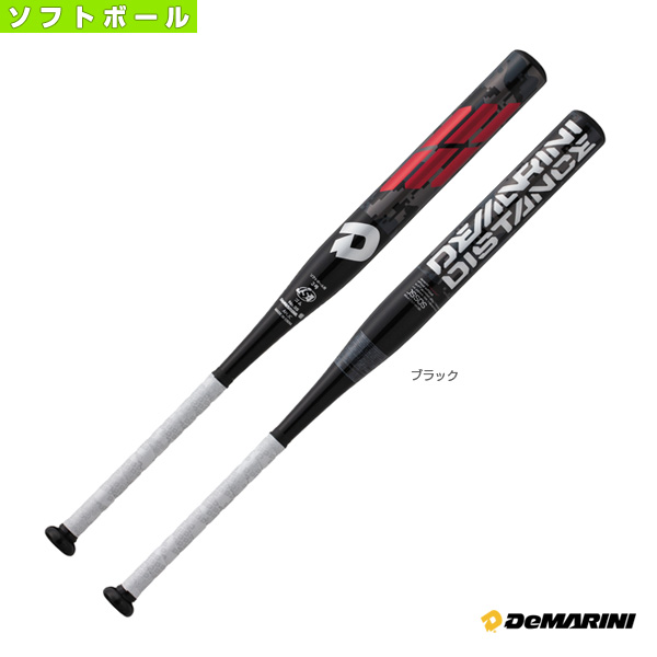 ディマリニ/ディスタンス/ソフトボール用バット/ゴム3号用(WTDXJSSDS)『ソフトボール バット ディマリニ(DeMARINI)』