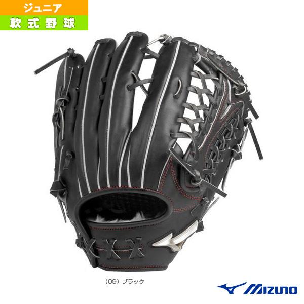 グローバルエリートGA/H Selection 02/ゴールデンエイジ/軟式・外野手用グラブ(1AJGY20007)『軟式野球 グローブ ミズノ』
