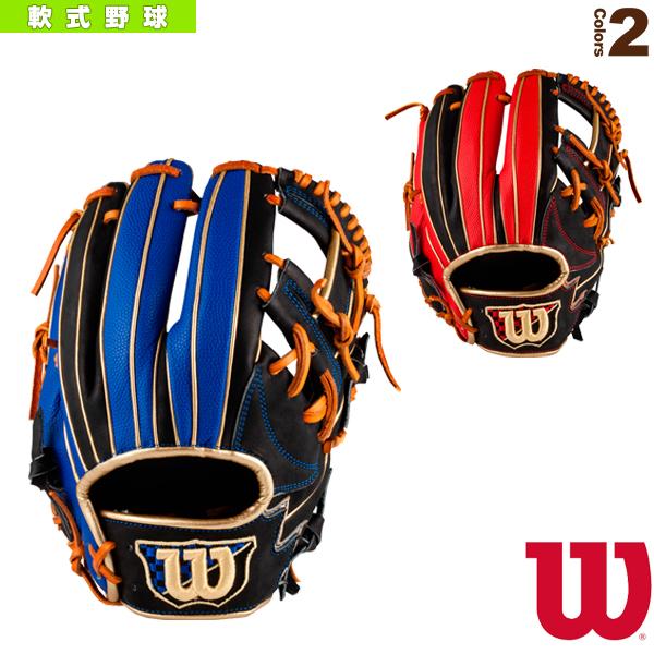 The Wannabe Hero DUAL/軟式一般用グラブ/内野手用/D5型(WTARHFD5H)『軟式野球 グローブ ウィルソン』
