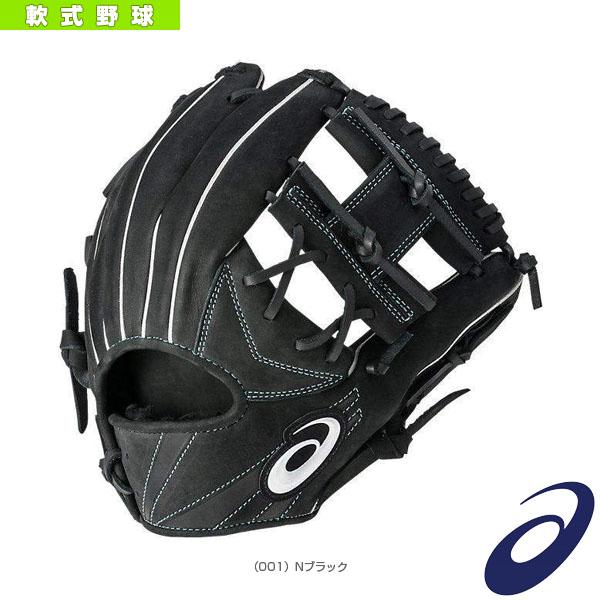 BLAXE/ブラックス/軟式用グラブ/内野手用(3121A304)『軟式野球 グローブ アシックス』