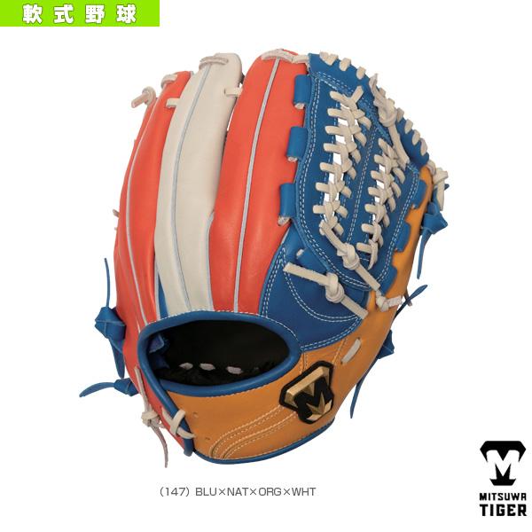 Revol Tiger/レボルタイガー/軟式用グラブ/オールラウンド用(MT7GRG03/MT7GRG04)『軟式野球 グローブ 美津和タイガー』