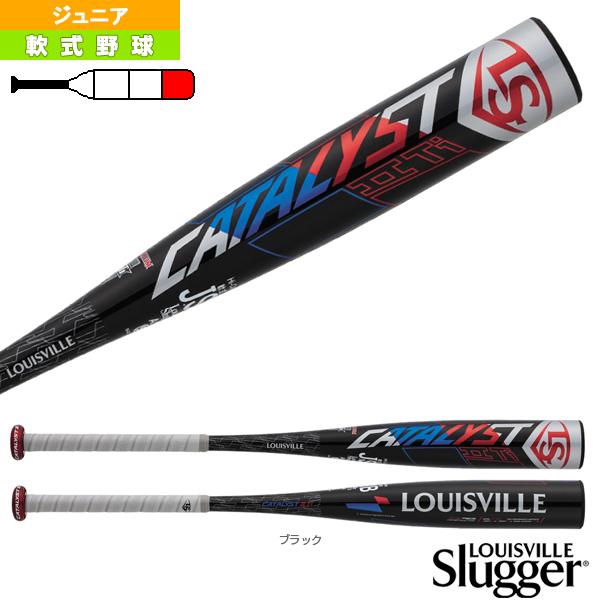ルイスビル カタリスト2 TI/トップバランス/少年軟式用バット(WTLJJR20T)『軟式野球 バット ルイスビルスラッガー』