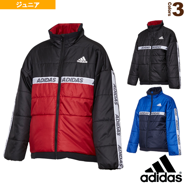 B SPORT ID パデッド ジャケット/ボーイズ(FYQ58)『オールスポーツ ウェア(メンズ/ユニ) アディダス』