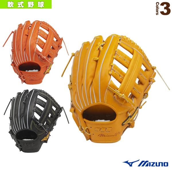 ミズノプロ 5DNAテクノロジー/軟式・外野手用グラブ/センターポケット普通(1AJGR22007)『軟式野球 グローブ ミズノ』