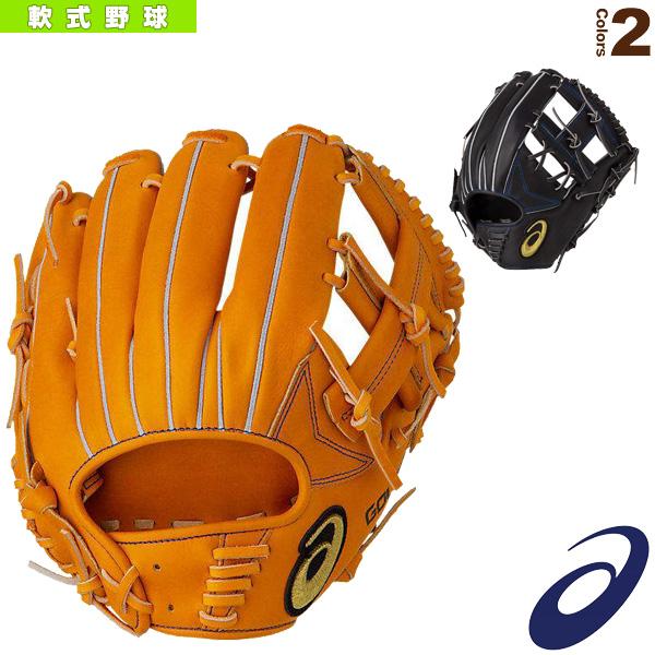 GOLDSTAGE/ゴールドステージ/軟式用グラブ/内野手用/タテ(3121A424)『軟式野球 グローブ アシックス』