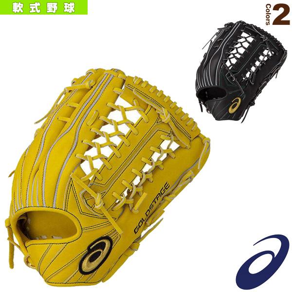 GOLDSTAGE/ゴールドステージ/軟式用グラブ/外野手用/タテ(3121A417)『軟式野球 グローブ アシックス』