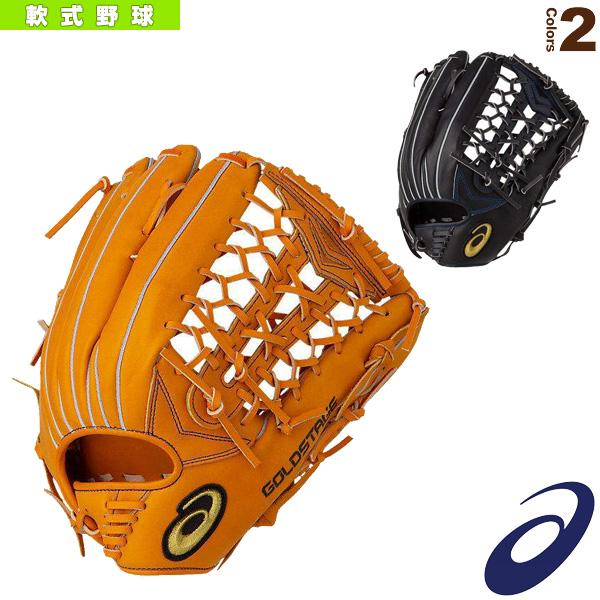 GOLDSTAGE/ゴールドステージ/軟式用グラブ/外野手用/タテ(3121A426)『軟式野球 グローブ アシックス』