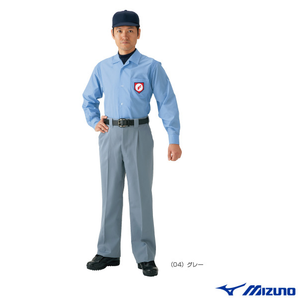 スラックス/高校野球・ボーイズリーグ指定仕様/春・夏・秋用(52PU43)『野球 ウェア(メンズ/ユニ) ミズノ』