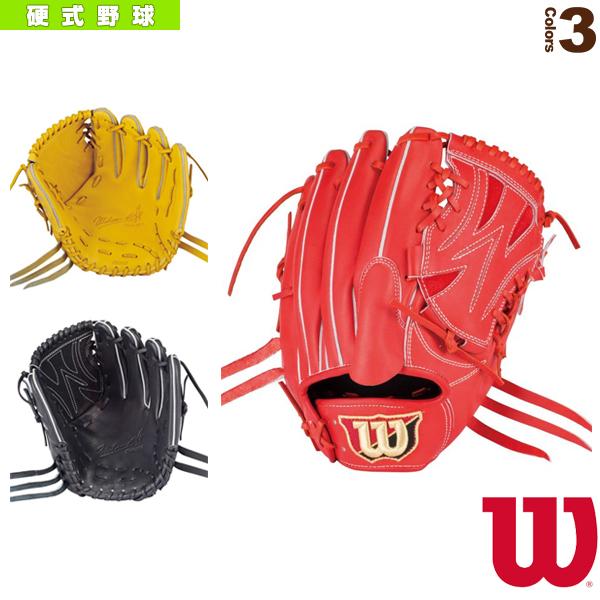 Wilson Staff/硬式用グラブ/投手用(WTAHWP18B)『野球 グローブ ウィルソン』