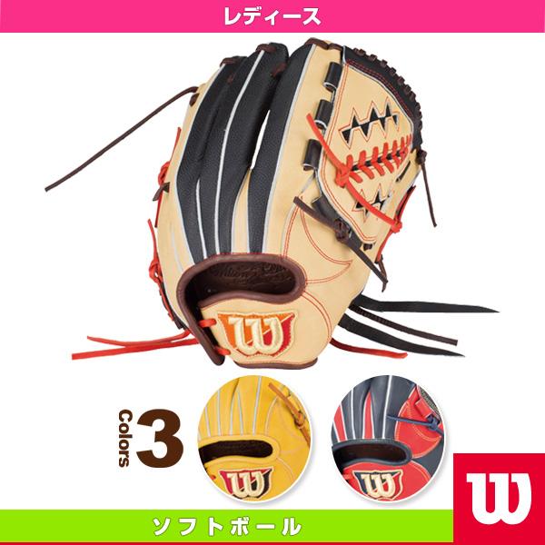 [威尔逊垒球手套] 威尔逊女王 / 女子垒球投手 (WTASQP58B) 的抓斗