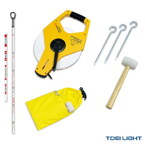ベースボール巻尺(G-2001)『野球 設備・備品 TOEI(トーエイ)』