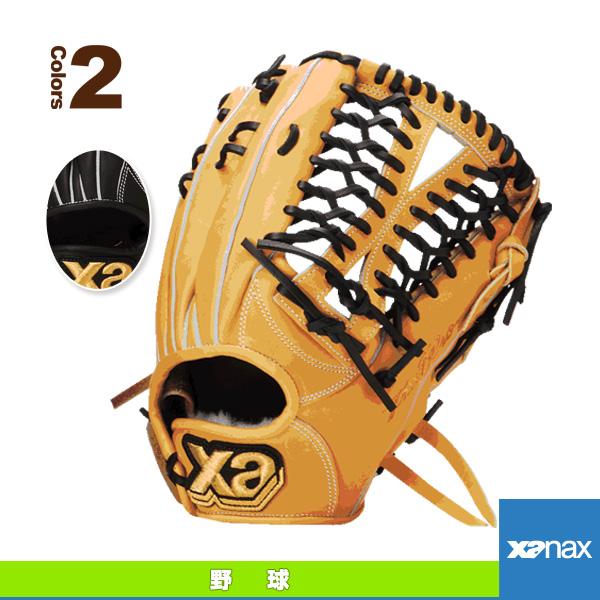 TRUST/トラスト プロフェッショナルステアハイドシリーズ/ 硬式用グラブ/外野手用(BHG-70814)『野球 グローブ ザナックス』