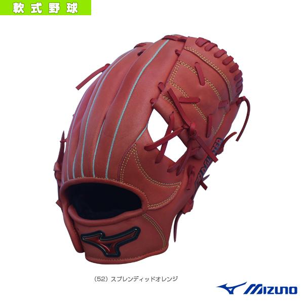 フィールドグリスター/軟式・内野手向けグラブ(1AJGR10403)『軟式野球 グローブ ミズノ』