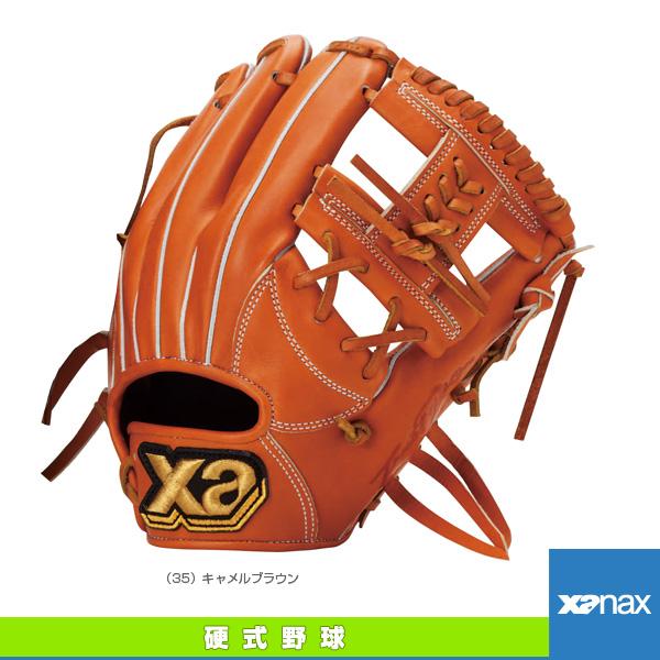 TRUST-X/トラストエックスシリーズ/ 硬式用グラブ/内野手用(BHG-52615)『野球 グローブ ザナックス』