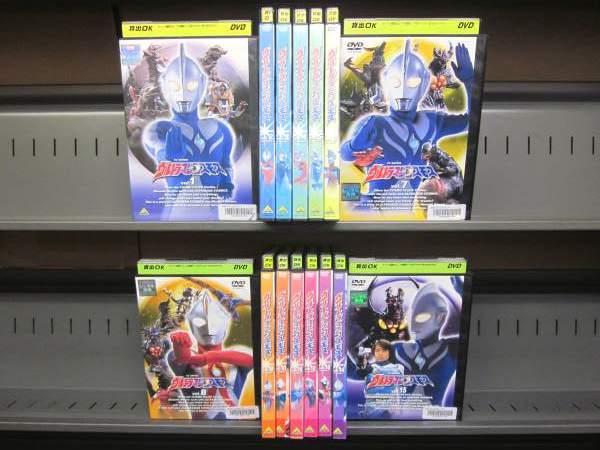 (A)ウルトラマンコスモス 1~15 (全15枚)(全巻セットDVD)|中古DVD【中古】