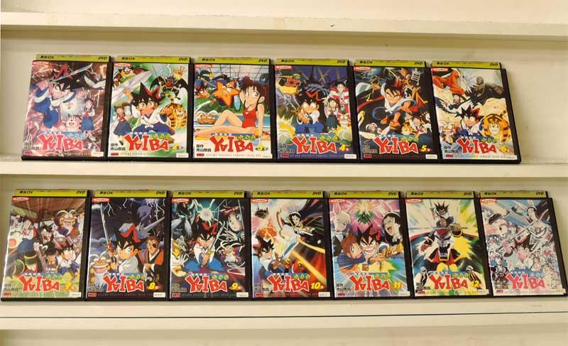 剣勇伝説 YAIBA 1~13 (全13枚)(全巻セットDVD) 中古DVD【中古】