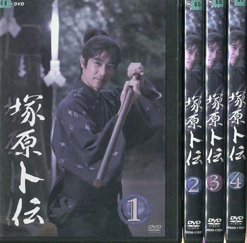 BS時代劇 塚原卜伝 1~4 (全4枚)(全巻セットDVD) [2011年] [堺雅人]|中古DVD【中古】