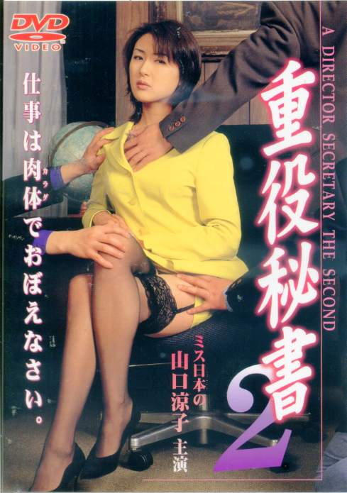 Executive Secretary 2 [Ryoko Yamaguchi] | pre DVD
