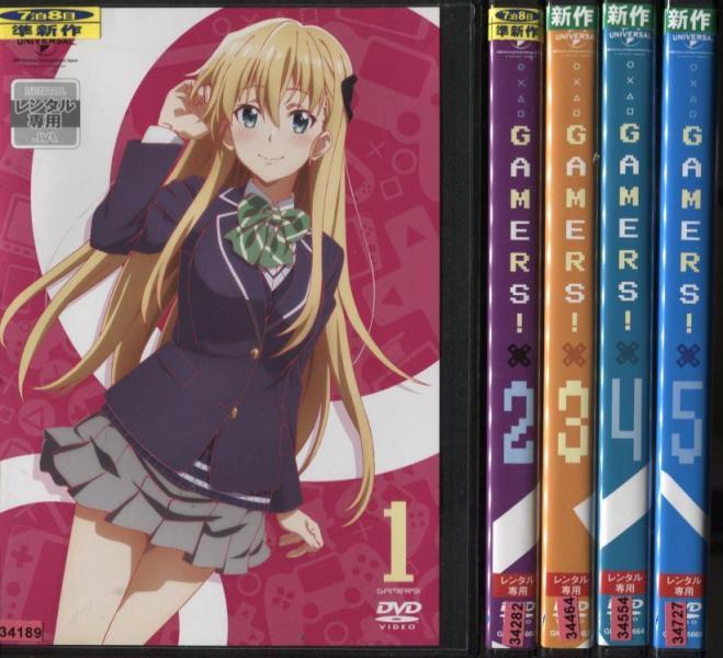 大人女性の ゲーマーズ!(未完) 1~5 (全5枚)(全巻セットDVD) DVD【】, ポッチワン 5a834ad9
