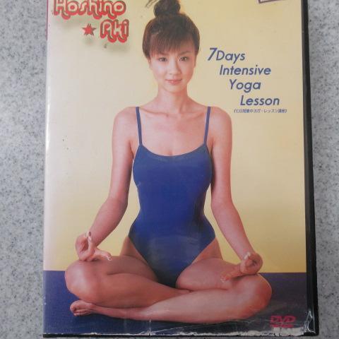 3980円以上で送料無料 高品質 女らしくある為のヨガエクササイズ ほしのあき 中古 中古DVD レンタル落ち 期間限定送料無料